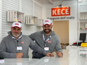 Nuova apertura KECE' Roma Infernetto