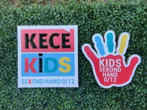 KECE' KIDS il nuovo reparto 0-12 anni